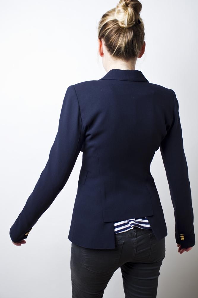One%20Button%20Blazer Navy Back style stalker: kate middleton